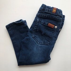 7 For All Mankind - 2T Skinny Jeans